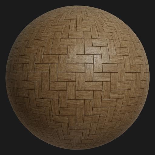 Thumbnail: Wooden floor002
