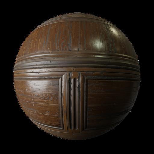 Thumbnail: Wood panel