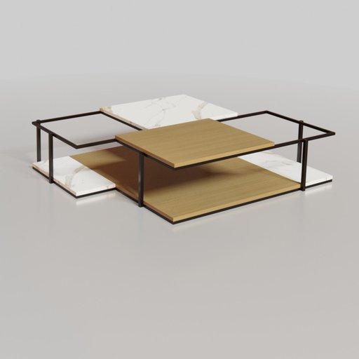 Petra coffee table