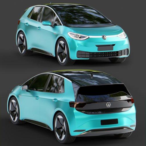 2020 VW id.3
