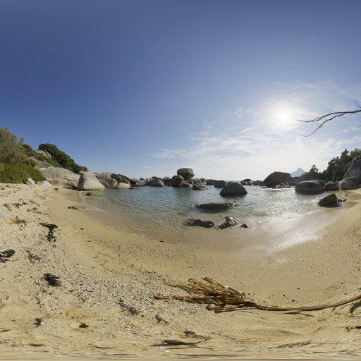 Thumbnail: Secluded Beach