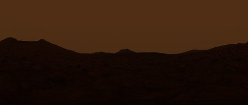 Big Desert Environment