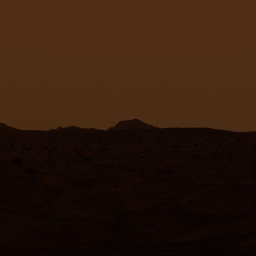 Thumbnail: Big Desert Environment