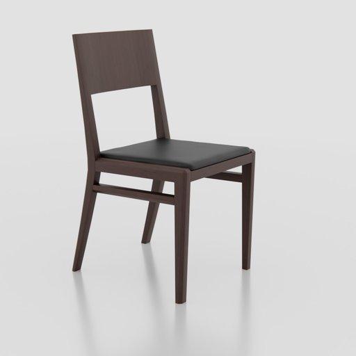Thumbnail: Isabelita chair leather