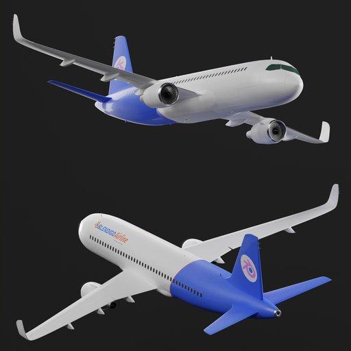 Thumbnail: Airbus A320