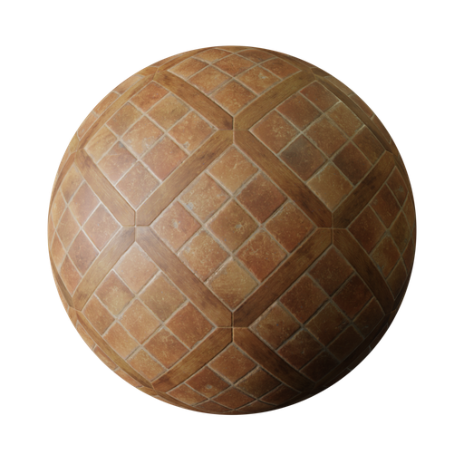 Thumbnail: Mediterranean Floor Tiles