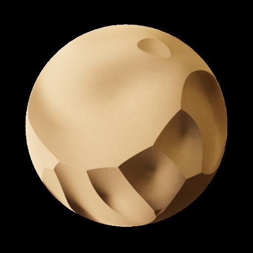 Thumbnail: Procedural Sand