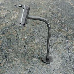 Thumbnail: Chrome faucet
