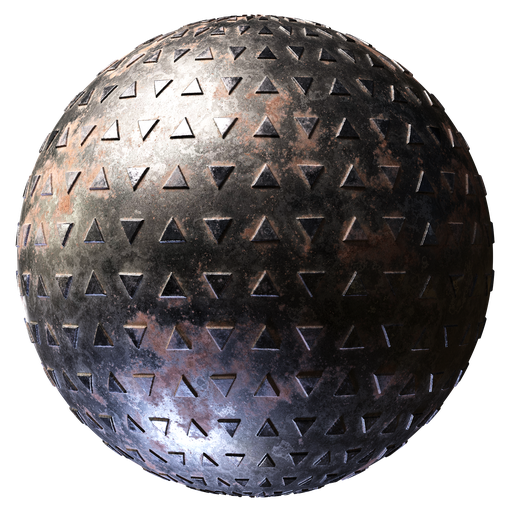 Thumbnail: Metal Floor 01