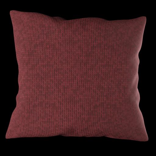 Thumbnail: Red pillow