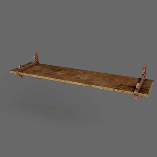 Thumbnail: Medieval long shelf