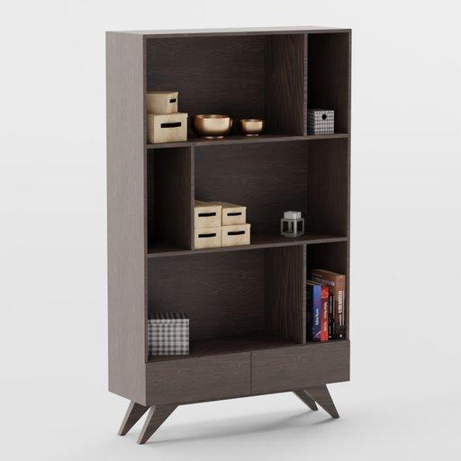 Thumbnail: Bookcase