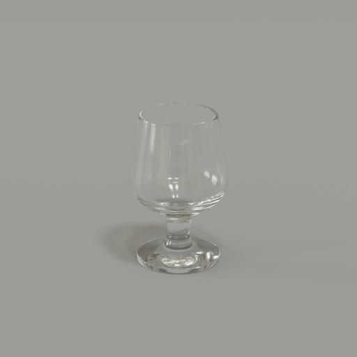 Thumbnail: Snifter Glass