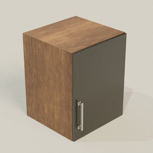 Thumbnail: Kitchen Collection 1 Cabinet Side