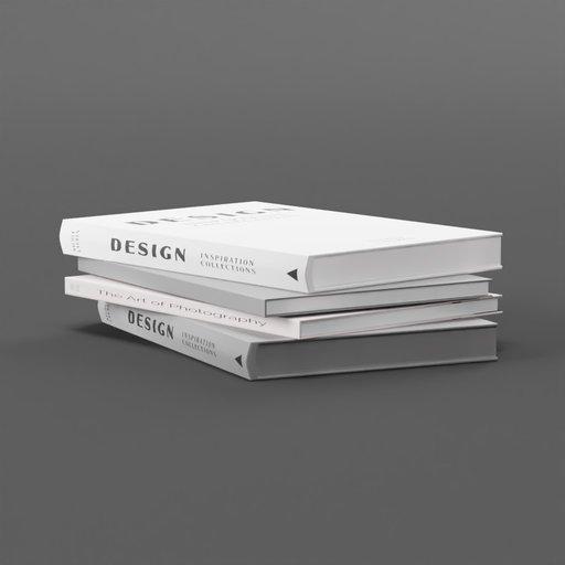 Magazine Stack Designer Cover