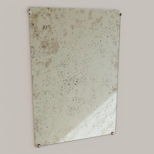 Thumbnail: Damaged mirror