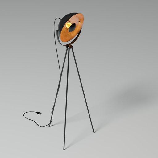 Thumbnail: LUCIDE floor lamp (ALVARO)