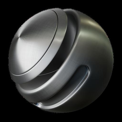 Thumbnail: Brushed Aluminum 2