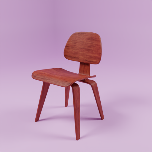 Thumbnail: Simple Modern Chair
