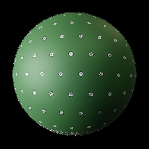 Lehenga green verze2