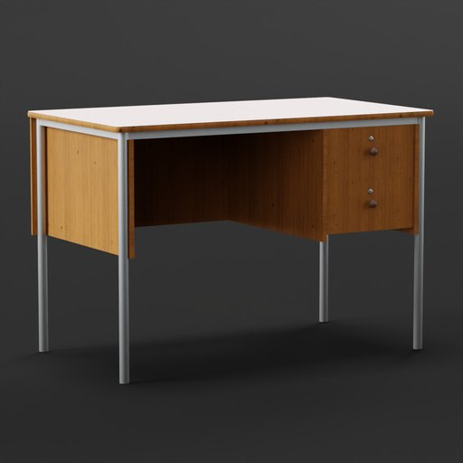 Thumbnail: Classroom Teacher Desk