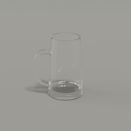 Thumbnail: Tankard Mug Glass