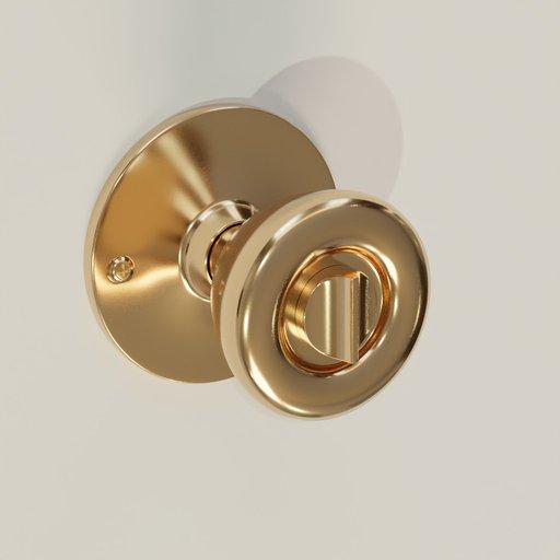Thumbnail: Doorknob 1-B
