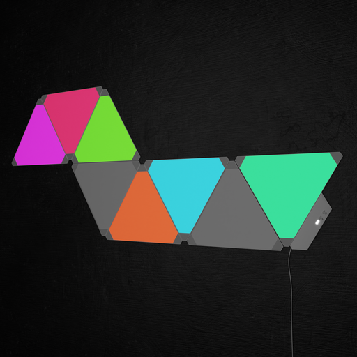 Thumbnail: Nanoleaf Light Panels