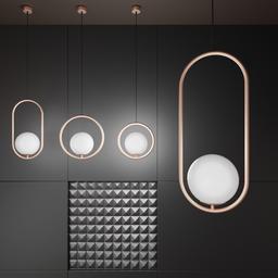 Thumbnail: Bauhaus Oval Lamp Big