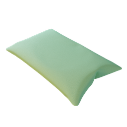 Thumbnail: Pillow 02 (flattened/used)