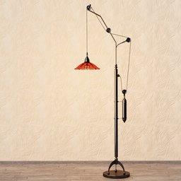 Thumbnail: Mercury Rising Floor Lamp