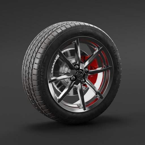 Thumbnail: Tire for mazda