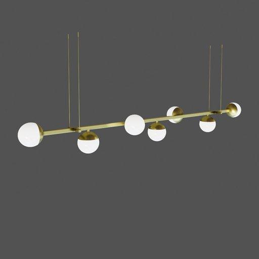 Thumbnail: Jabuticaba pendant light