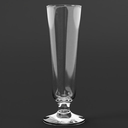 Thumbnail: Footed Pilsner Glass