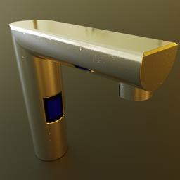 Thumbnail: Modern Sensored Faucet