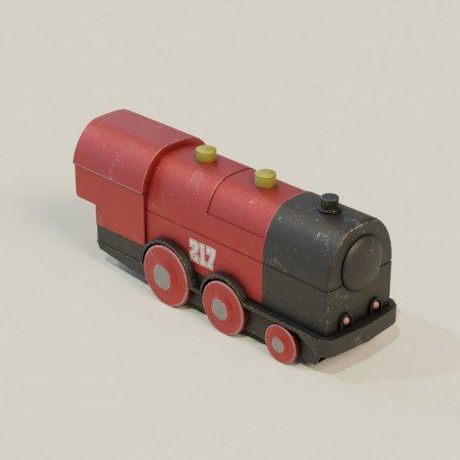 Thumbnail: ToyTrain
