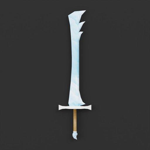 Thumbnail: Ice Sword