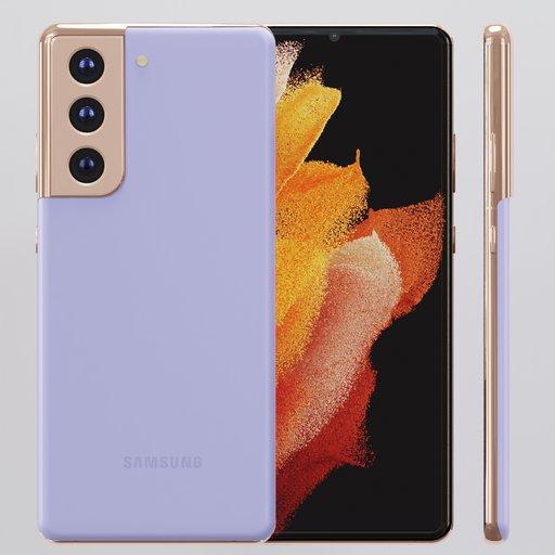 Thumbnail: Samsung galaxy s21 plus