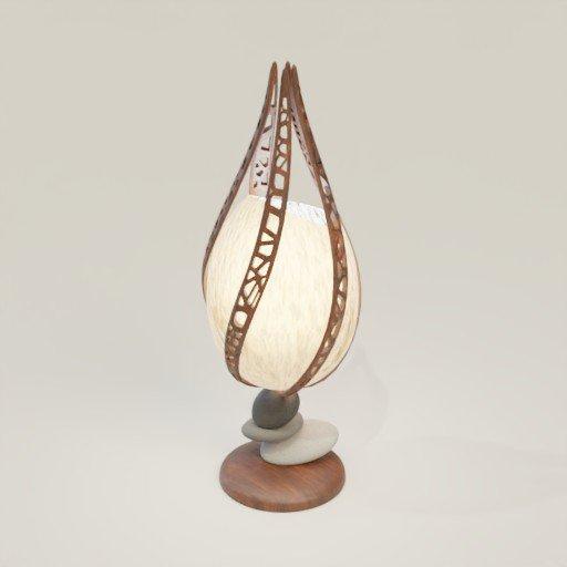 Thumbnail: Artisanal Lamp