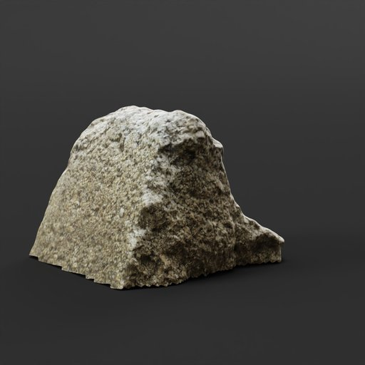 Thumbnail: Old Fragment of Concrete 01