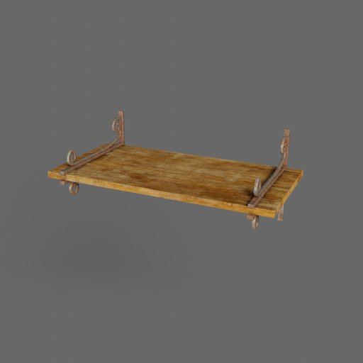Thumbnail: Medieval short shelf