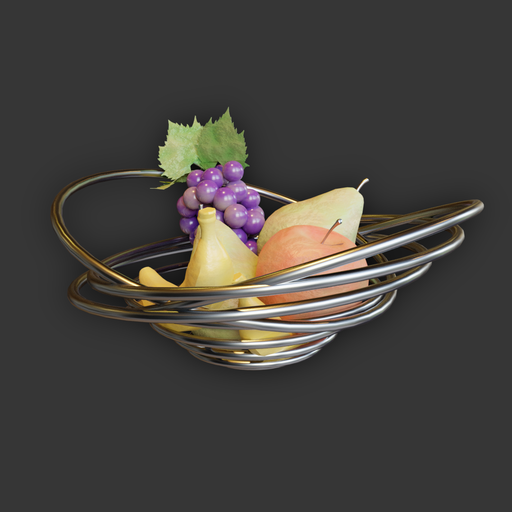 Thumbnail: Simple Fruit Bowl