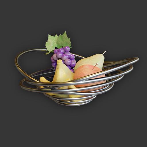 Simple Fruit Bowl