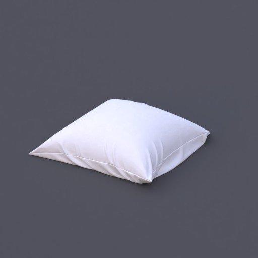 Thumbnail: white pilow