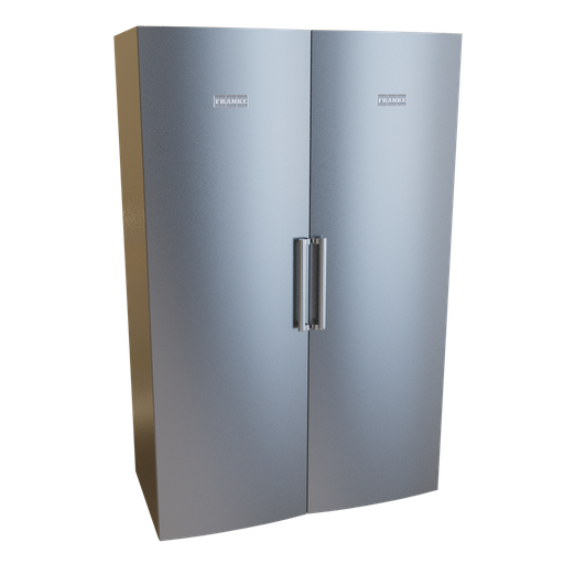 Thumbnail: Fridge-Cooler Franke Side by Side