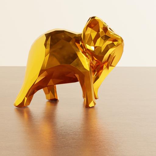 Thumbnail: Statue of elephant