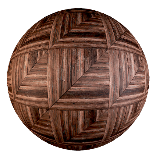 Thumbnail: Old parquet - Hungarian Point pattern