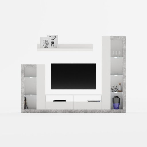 Thumbnail: Modern TV set