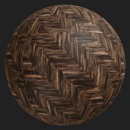 Thumbnail: Wooden floor009