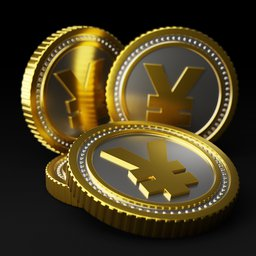 Thumbnail: Japanese Yen coin
